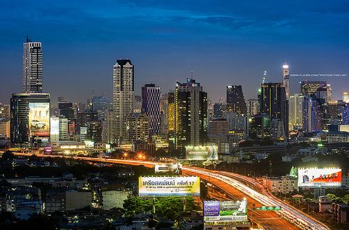 タイはバブル