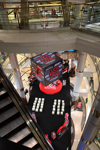 Siam Discovery shopping mall