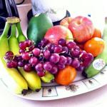 ラヨーンで果物食べ放題