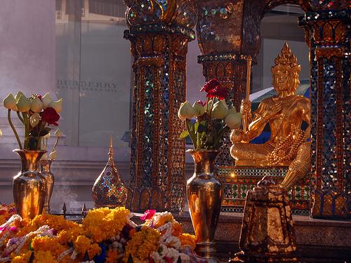 タイのパワースポット