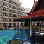 タイの宿泊料金 日本人1万円