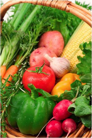 バンコク 野菜デリバリーサービス