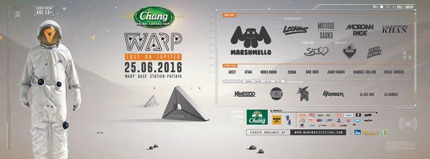 Warp Music Festival