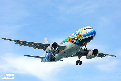 bangkok air 世界航空番付 20位以内