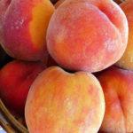 タイ 日本の桃
