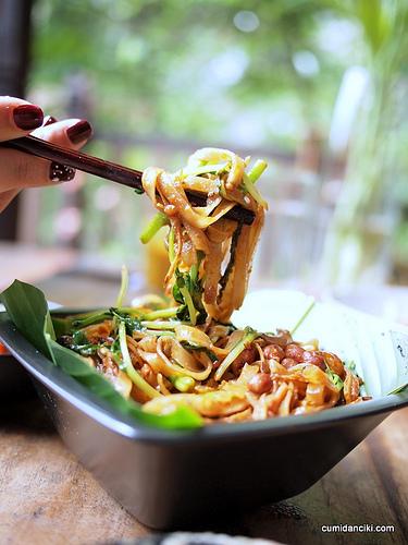 バンコク リピート レストラン