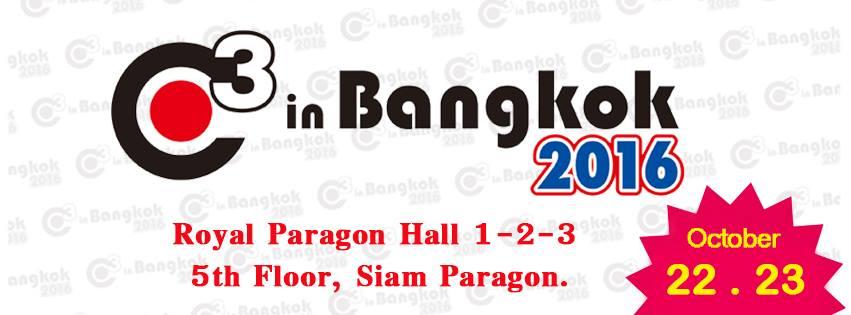 C3 in Bangkok