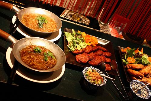 タイ料理 クルン・サイアム トンロー