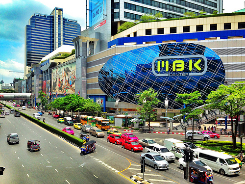MBK 新モール建設
