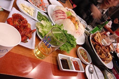 Mangkorn Seafood タイ文化センター