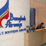 Bangkok Airways lounge