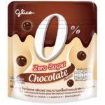 ゼロシュガーチョコレート タイ