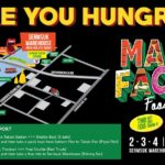 Mad Face Food Week@クルントンブリー!