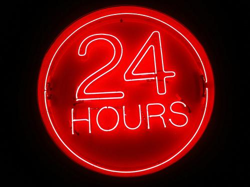 24時間カフェ・飲食店@バンコク7店まとめ!