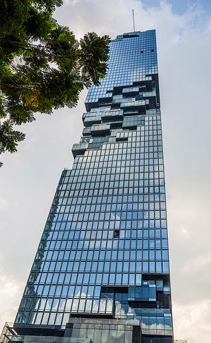 タイで一番高い展望台@マハナコーン・スカイウォーク!チョンノンシー