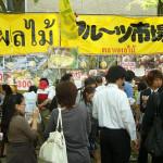 Thai festival in Tokyo