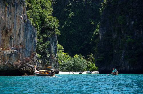 タイの観光客数