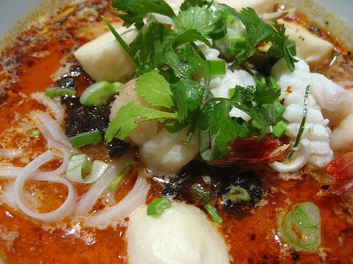 タイ料理 カロリー