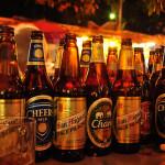 タイなど東南アジアのビール飲み比べ