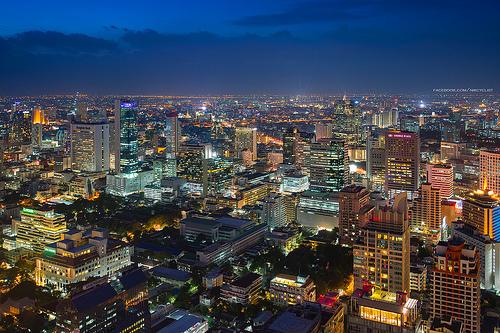 タイ人が行きたい国と都市 2016