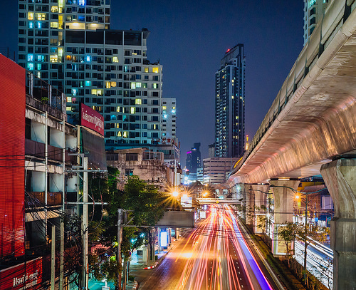タイの現地採用 日本人男性の生活