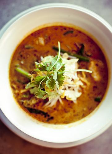 タイ料理 投票