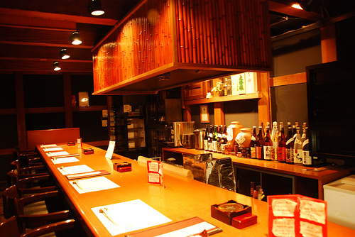 タイ進出の日本食 飲食店