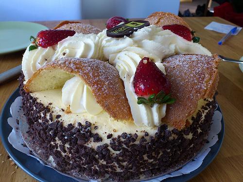 バンコク ケーキ教室