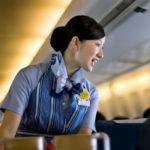 タイ航空のフライトアテンダント 日本人女性