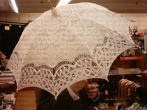 日傘 タイ人 使わない