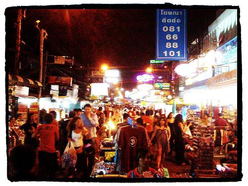 バンコク タイ 生活