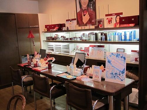 日本の化粧品 コスメ セントラルワールド イベント