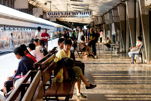 タイ 旅行 バンコク 女子高生 一人旅
