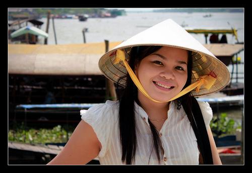 ベトナム サンデー モーニング マーケット チャオプラヤー川