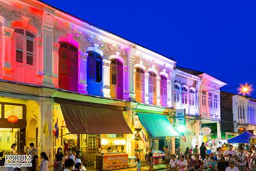 バンコクでショッピング