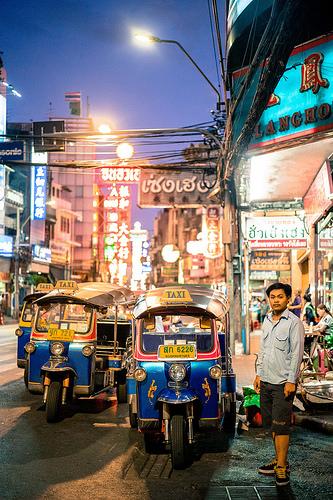 タイ在住 日本人 インタビュー集