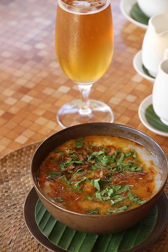 タイ バンコク おかゆ 美味しい