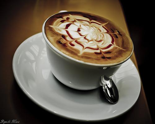 プロンポン コーヒー飲み比べ ナ・チャロン