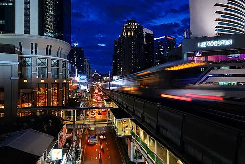 ザ・コンチネントホテル バンコク コワーキングスペース
