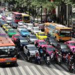 バンコク 渋滞吸収運転 流行らせたい