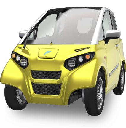 日系の電気自動車FOMM@タイで12月発売!洪水でも浮いて進む