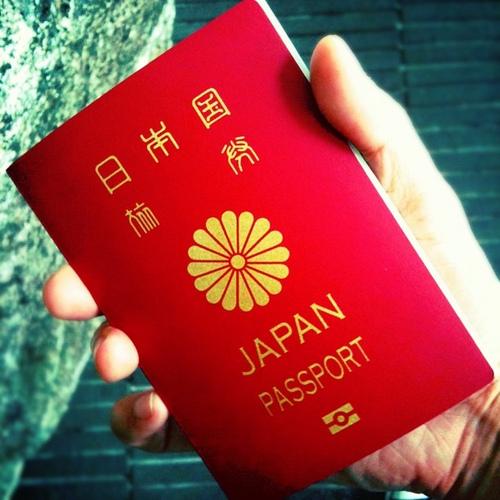 日本 パスポート 渡航可能 世界一