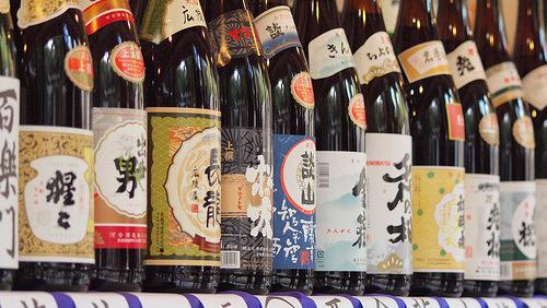 15種類の日本酒フェスティバル@サイアム・ディスカバリー!