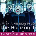 MAN WITH A MISSION@バンコク・タイ!