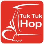 トゥクトゥク配車アプリ Tuk Tuk Hop @バンコク!