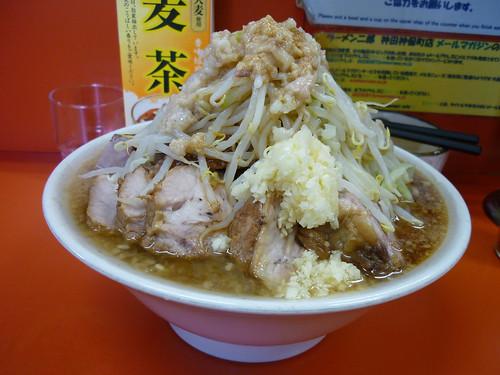 二郎系ラーメンが食べられる大勝軒@55トンロー!