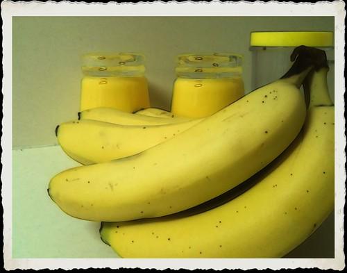 ホムトンバナナ無農薬栽培@タイのセブンイレブン!