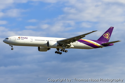 thai airways photo